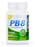 PB 8® Vegetarian Probiotic Supplement - 60 Vegetarian Capsules