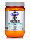NOW® Sports - Pea Protein, Natural Unflavored - 12 oz (340 Grams)