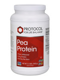 Pea Protein, Natural Unflavored - 2.3 lbs (1043 Grams)