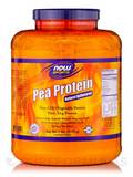 NOW® Sports - Pea Protein Natural Unflavored - 7 lbs (3175 Grams)