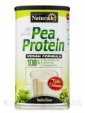 Pea Protein Vanilla - 15.66 oz (444 Grams)