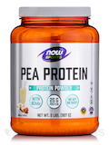 NOW® Sports - Pea Protein Vanilla Toffee - 2 lbs (907 Grams)