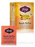 Peach DeTox Tea - 16 Tea Bags
