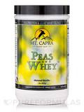 Peas and Whey™, Natural Vanilla Flavor - 1 lb (453 Grams)