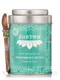 Peppermint Detox Tin - Loose Leaf Purple Tea - 1.6 oz (45 Grams)