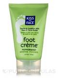 Peppermint Foot Creme - 4 fl. oz (118 ml)