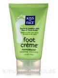 Peppermint Foot Creme - 4 fl. oz (118 ml)