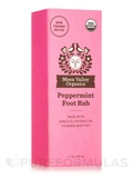 Peppermint Foot Rub - 1.7 oz (48.2 Grams)