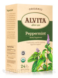 Peppermint Herbal Supplement - 24 Tea Bags