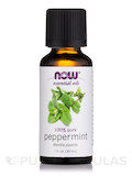 NOW® Essential Oils - Peppermint Oil - 1 fl. oz (30 ml)