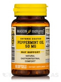 Peppermint Oil 50 mg Enteric Coated - 90 Softgels