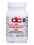 Peppermint Oil - 90 Softgels