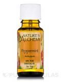 Peppermint Pure Essential Oil - 0.5 oz (15 ml)