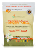 Perfect Amino® Power Meal, Natural Vanilla Flavor - 24.33 oz (690 Grams)