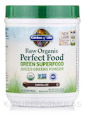 Perfect Food RAW - Chocolate Cacao Powder - 10 oz (285 Grams)