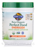 Raw Organic Perfect Food® Energizer Juiced Green Superfood Powder - 9.8 oz (279 Grams)