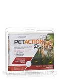 Pet Action Plus for Cats - 3 Applicators (0.017 fl. oz Each) (0.051 fl. oz)