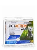 Pet Action Plus for Small Dogs - 3 Applicators (0.023 fl. oz Each) (0.069 fl. oz)