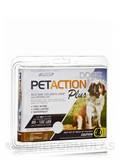 Pet Action Plus for X-Large Dogs - 3 Applicators (0.136 fl. oz Each) (0.408 fl. oz)