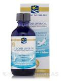 Pet Cod Liver Oil (Cats & Small Breed Dogs) 2 fl. oz