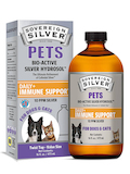 PETS Bio-Active Silver Hydrosol™ 10 PPM Silver (Twist Top Bottle) - 16 fl. oz (473 ml)