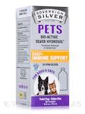 PETS Bio-Active Silver Hydrosol™ 10 PPM Silver (Twist Top Bottle) - 16 fl. oz (473 ml)