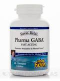 Pharma GABA® Stress Relax - 60 Chewable Tablets