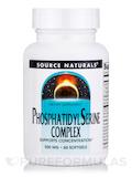 Phos Serine Complex 500 mg - 60 Softgels