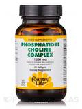 Phosphatidyl Choline Complex - 50 Softgels