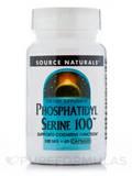 Phosphatidyl Serine 100 - 60 Capsules
