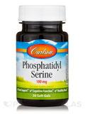Phosphatidyl Serine 100 mg 30 Soft Gels