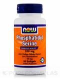 Phosphatidyl Serine 100 mg - 50 Softgels