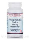 Phosphatidyl Serine 100 mg - 60 Softgels