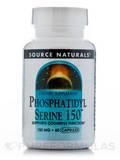 Phosphatidyl Serine 150 - 60 Capsules