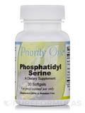 Phosphatidyl Serine 30 Softgels