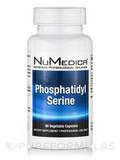 Phosphatidyl Serine - 60 Vegetable Capsules
