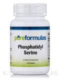 Phosphatidyl Serine - 60 Softgels