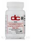 Phosphatidyl Serine Complex - 30 Softgels