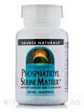 Phosphatidyl Serine Matrix 60 Softgels