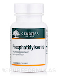 Phosphatidylserine - 30 Vegetable Capsules