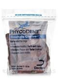 PhycoDent™ Rawhide Chews - Medium - For Dogs 11 - 25 lbs - 30 Count