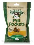 Pill Pockets® Chicken Flavor for Dogs (Tablets Size) - 30 Treats