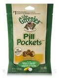 Pill Pockets® Chicken Flavor for Cats (Tablets or Capsules Size) - 45 Treats