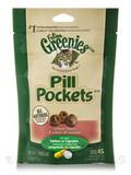 Pill Pockets® Salmon Flavor for Cats (Tablets or Capsules Size) - 45 Treats