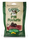 Pill Pockets® Hickory Smoked Flavor for Dogs (Capsules Size) - 30 Treats