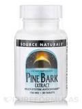 Pine Bark Extract 150 mg - 30 Tablets