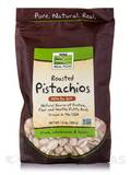 NOW Real Food® - Pistachios (Roasted and Salted) - 12 oz (340 Grams)