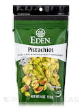 Pistachios Shelled & Dry Roasted 4 oz (113 Grams)
