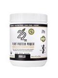 Plant Based Protein Formula Vanilla Flavor 28.6 oz (810 Grams)