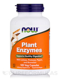 Plant Enzymes - 120 Vegetarian Capsules